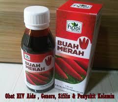 Obat Hiv obat hiv aids alami sari buah merah toko herbal jogja jual obat