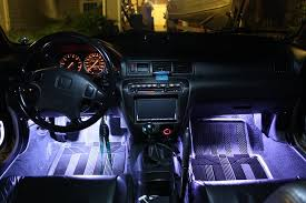 2000 Prelude Interior How To Install Led Under Dash Honda Prelude Forum
