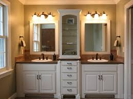 Bathroom Vanity Mirror Ideas Magnificent Bathroom Vanity Mirror Ideas Master Bathroom Vanity