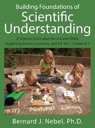 building foundations of scientific understanding a science