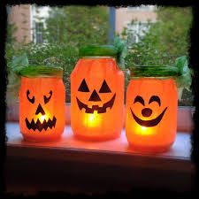 mason jar pumpkin tutorial mason jar crafts