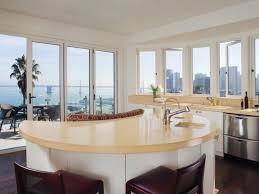 Concrete Kitchen Countertops Appliances Concrete Kitchen Countertop Options Hgtv Inside