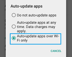 how to turn auto update on android how to turn automatic app updates on android phone