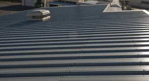 Insulation Blanket Under Metal Roof by 900 High Rib Roof Insulated Panel Systems Kingspan Usa