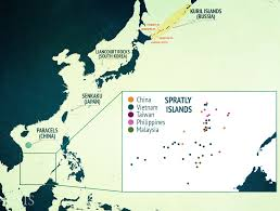 Spratly Islands Map 18 Maps That Explain Maritime Security In Asia Asia Maritime
