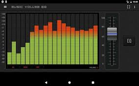 equalizer app for android volume eq bass booster equalizer android apps on
