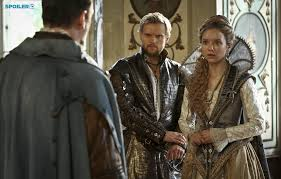 queen anne the musketeers images queen anne and rochefort hd