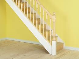 Banister Rail And Spindles Staircase Regulations And Standards Diy