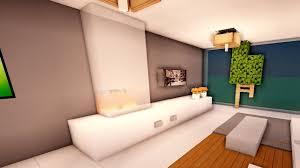 comment faire une chambre minecraft minecraft tuto comment faire un salon moderne