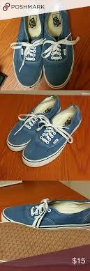 light blue vans mens vans men s pro skate shoes size 10 pro skate skate shoes and blue