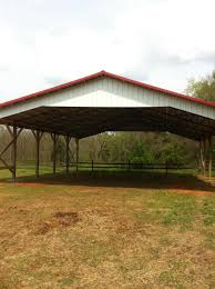 pole barn roof truss roofing decoration