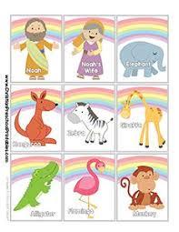 download here this is a free printable noah u0027s ark bible bingo game