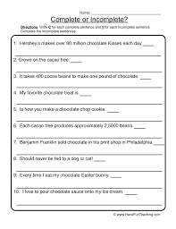 subject and predicate worksheets have fun teaching