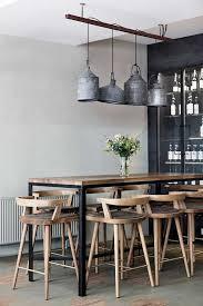 hauteur table haute cuisine cuisine table haute cuisine table ilot plan de travail centrale 2018