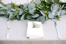 greenery garland greenery garland for wedding elizabeth designs the wedding