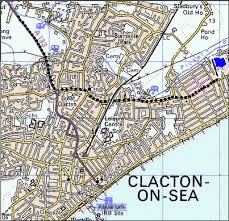 clacton on sea map directions to clacton chess