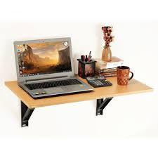Wall Mount Laptop Desk by Hemming Folding Wall Mounted Study Table U2013 Bluewud Com