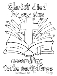 bible coloring pages sunday printable page educations