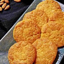 eggless almond coconut cookies recipe by archana u0027s kitchen