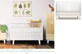 Oeuf Crib Mattress Oeuf Sparrow Cot White Urbanbaby
