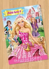 10 sarah 7th birthday barbie princess charm images