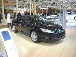 peugeot 407 coupe file peugeot 407 coupé front view jpg wikimedia commons