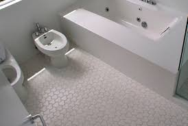 the best materials and types of bathroom flooring ideas