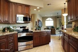 kitchen cabinets and flooring combinations stylish arizona kitchen remodel capital mark granite cabinets