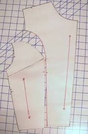 dress pattern without darts to manipulate darts on a bodice to make princess seams