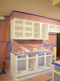 how to prep cabinets for painting painting our kitchen cabinets orc week 2 timeless creations llc
