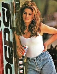 commercial actress database cindy crawford recreates iconic super bowl ad the berkshire eagle