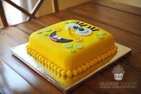 sponge bob cakes maddie cakes spongebob birthday cake