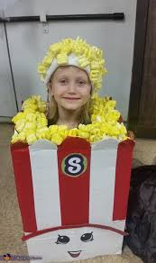 Corn Halloween Costume Poppy Corn Shopkin Costume 2016 Halloween Costumes Halloween