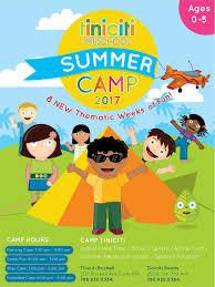 tiniciti preschool summer camp