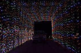drive by christmas lights holiday lights drive through magic of lights at castrol raceway