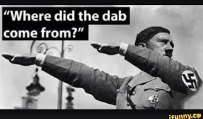 Where Did Memes Come From - dabbing for hitler how the alt right turned an innocent meme into