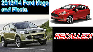 Ford Fiesta St Review Australia Ford Kuga And Fiesta St Recalled 2013 2014 Youtube