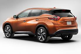 nissan murano in snow 2015 nissan murano first look motor trend