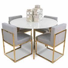 kensington round dining table modshop