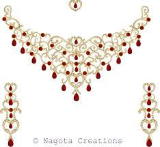 yellow gold necklace set images Ruby jewelstruck blog part 9 jpg