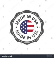 Flags Made In Usa Made Usa Badge Usa Flag Stock Vector 641896966 Shutterstock