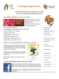 Countdown Deborah Wiles Quizzes May Uhsl Newsletter Libraries United States Congress