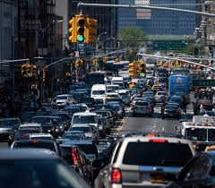 with congestion getting worse city wants to stem flood of uber