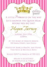 printable baby shower invitations princess printable baby shower invitation