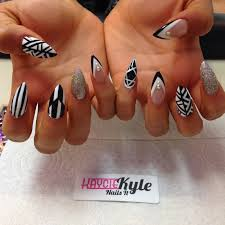 stiletto nails designs nail art