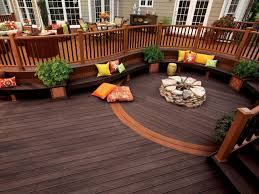 Backyard Deck Plans Pictures by Deck Stairs And Steps Hgtv