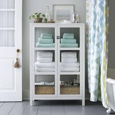 Bathroom Towel Storage Cabinets Kraal White Cabinet Crate And Barrel White Cabinets Crates