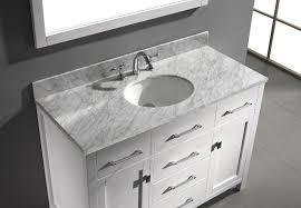 furniture extraordinary 48 inch single sink bathroom vanity with