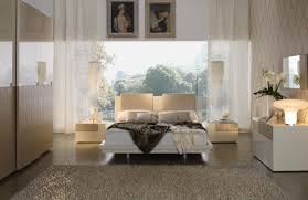creative exciting apartment bedroom decorated with wall paper beauteous