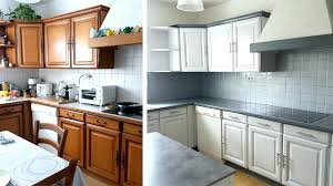 peindre un meuble de cuisine repeindre des meubles de cuisine créatif quelle peinture pour